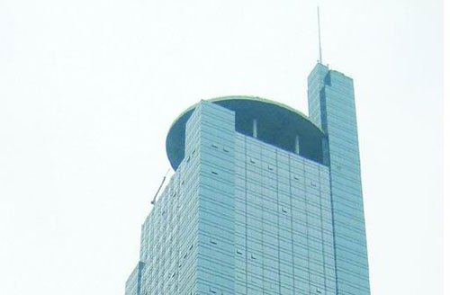 广西南宁地王国际商会中心