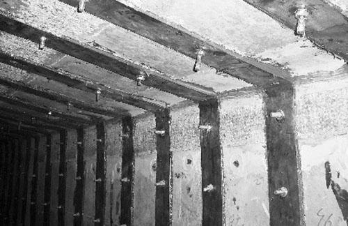 钢结构工程专业承包业绩