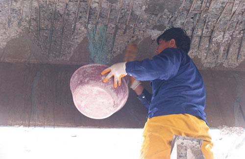 混凝土防碳化防护技术