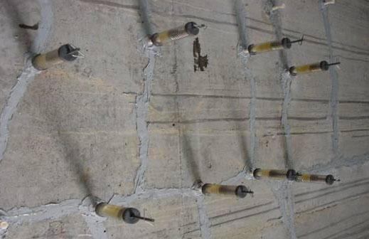 裂缝修补加固技术