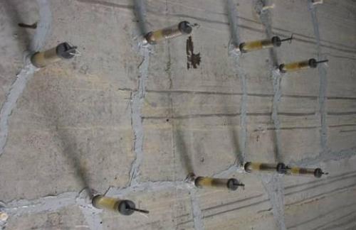 桂林裂缝修补加固技术